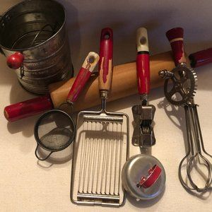 Other - Vintage Kitchen Gadgets Utensils